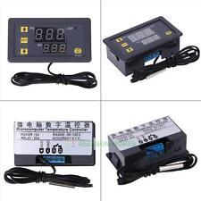 Display Dual Digital PID Temperature Controller Control Relay 20A 12V -55-120 ℃