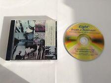 Bryan James J Robinson Eight CD SPYMASS PRIVATE SYNTH