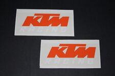KTM Aufkleber Sticker Decal Kleber Bapperl Pickerl Logo Schriftzug Autocollant 4