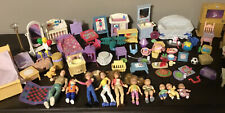 Fisher Price Loving Family Large Lot Furniture People
