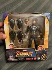 Mafex No.122 Captain America Avengers Infinity War Action Figure