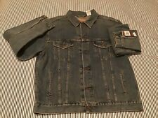 LEVIS Men's Denim Jacket XL Blue.
