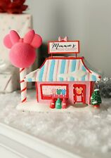 New ListingDepartment 56 Minnie's Cotton Candy Shop Mickey's Merry Christmas Village (Used)