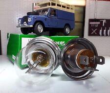 Land Rover Serie 2a 505197 12v OEM Original Lucas Bombillas Del Faro 2X