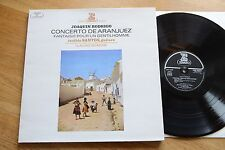 JOAQUIN RODRIGO Concerto De Aranjuez SANTOS / SCIMIONE LP ERATO STU 71128