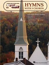 Hymns with 3 Chords Sheet Music E-Z Play Today Book NEW 000100217