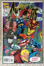 Avengers Terminatrix Objective #4    1993 VF