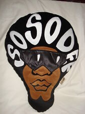 So So Def (Christmas) Afroman Pillow