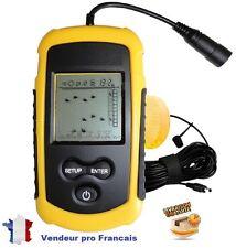 Sonar Sondeur Détecteur de poisson Portable Fish Pêche Faisceau Capteur 100 M
