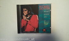 CD--MICHAEL JACKSON--MOTOWN'S GREATEST HITS--1992 -ALBUM