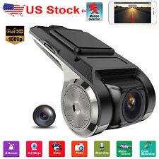 Car Vehicle Hidden Camera 1080P DVR Video Recorder Dash Cam G-Sensor Camcorder