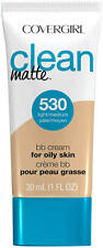 Only 2.5cm Pack COVERGIRL Clean Matte BB Cream for Oily Skin 530