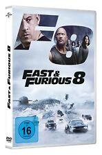 FAST AND FURIOUS 8 TEIL / STAFFEL 8 - FAST & FURIOUS DVD DEUTSCH