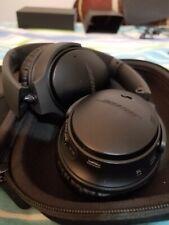 Bose QuietComfort 35- Wireless Noise-Cancelling Headphones - Black- full box!