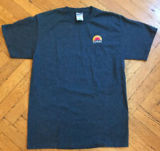 NWOTs Official NBC embroidered the TODAY SHOW Gray T shirt, Adult Medium 50/50