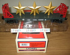 LIONEL #29698 CHRISTMAS TREE TOPPER STAR TRANSPORT TOY TRAIN CAR O GAUGE HOLIDAY
