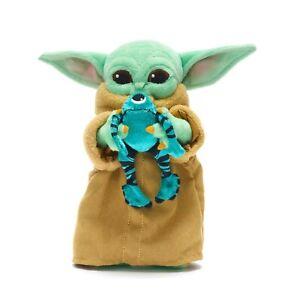 Disney Star Wars The Child with Sorgan Frog Soft Plush Doll Bean Bag Mandalorian