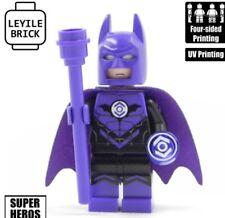LEYILE BRICK Custom Batman Indigo Tribe Lego Minifigure