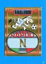 CALCIATORI PANINI 1982-83 Figurina-Sticker n. 174 - NAPOLI SCUDETTO -New