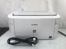Canon imageCLASS LBP6000 Workgroup Laser Printer With Printer Cable & Toner