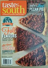 Taste of the South Best Pecan Pie Fall Flavors Sept/Oct 2014 FREE SHIPPING!