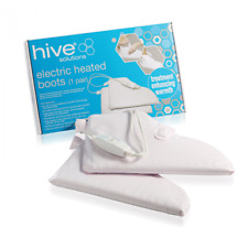 Hive Electric Heated Boots Pair Pedicure, Beauty Treatment Boots