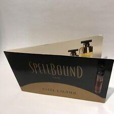 Estee Lauder Spellbound Parfum sample vintage