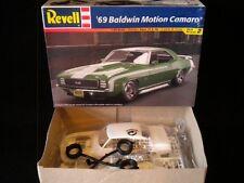 Revell 69 Baldwin Motion Camaro 1/25 Kit