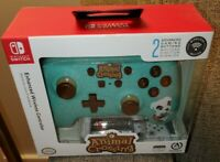 PowerA Nintendo Switch Controller - Animal Crossing K.K. SLIDER Brand New