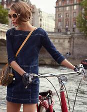 Louis Vuitton Denim Dress Cruise Wear 2012 Size 36FR