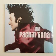RACHID TAHA : IDA ♦ CD Single Promo NEUF ! ♦