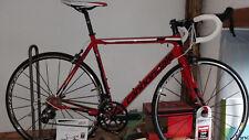 Cannondale Super SIX Evo Ultegra 3 Carbon rot weiß Rahmenhöhe 54 cm
