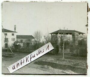 Foto :  Deutsche Truppen in Pasiano di Pordenone in Italien im 1.WK