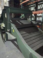5 Foot X 200 Foot Transcon Scrap Conveyor