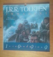 Calendario 1999 Rusconi (Italian Tolkien Society)