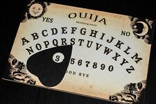 Classic Style Wooden Ouija Spirit Board Game With Planchette and Detailed Instru