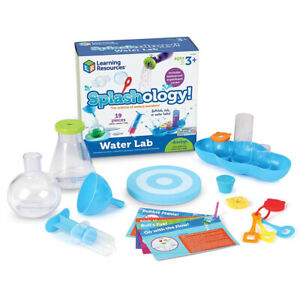 Splashology water Lab - water experiment set