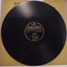 "FRANKIE LAINE Jealousy / Flamenco 78 rpm 10"" Record Shellac"