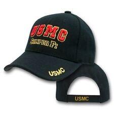 US Marines Corp USMC SEMPER FI Army Cap Mütze black schwarz