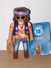 Playmobil série 15 personnage Hippie pour maison summer fun city life