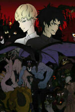 New Devilman Crybaby Hot TV Anime T-526 Silk Fabric Poster