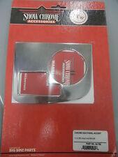 NOS Show Chrome Navi Panel Accent Air Bag 2006-2008 GL1800 52-782