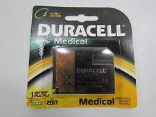 NEW DURACELL MEDICAL 7K67BPK 6V BATTERY EXPIRATION 2017