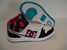 Women's dc skate shoes university mid size 7 new with box