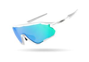 Limar VEGA Polycarbonate Cycling Sunglasses : WHITE