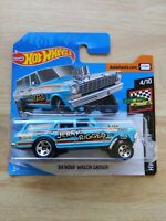 Hot Wheels HW Race Day 64 Nova Wagon Gasser SHORT CARD