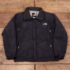 Womens Vintage North Face Navy Blue Goose Down Fill 600 Jacket Medium 10 R7112