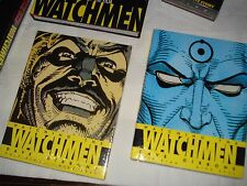 WATCHING THE WATCHMEN 1ST EDITION SIGNED DAVE GIBBONS NEW SEALED RARE !!
