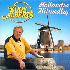 KOOS ALBERTS - Hollandse hitmedley 2TR CDS 1998 DUTCH