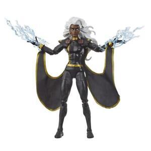 Marvel Legends Retro Storm Black Outfit X-Men Action Figure 6-Inch Black Suit